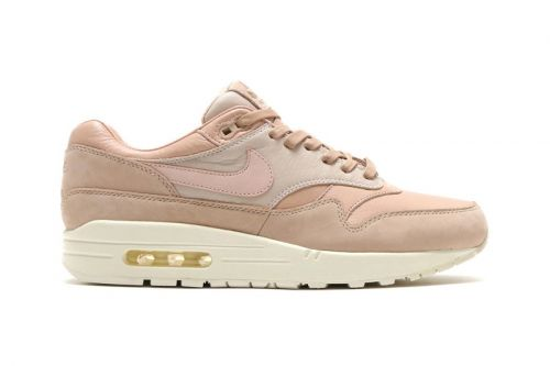 NikeLab Air Max 1 Pinnacle Gets a Luxe Naturally-Tanned Leather Outfit