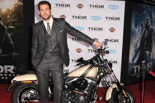 Zachary Levi Believes Electric Motors Are the Future