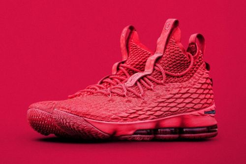 Nike Drops an Ohio State-Exclusive LeBron 15