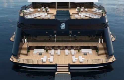 New Horizons: Ritz-Carlton Prepares to Launch Yacht Collection