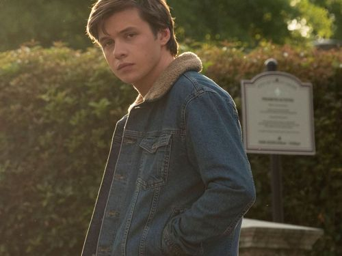 How Love, Simon Helped Nick Robinson Talk To His Brother About Coming Out