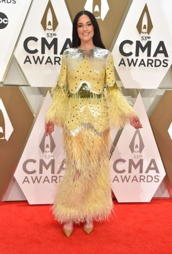 Kacey Musgraves' Stunning CMA Awards Look Is Glam Cowgirl Meets Haute Couture