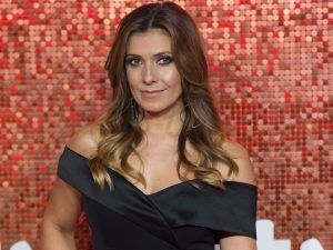 Kym Marsh Supports Ex Jamie Lomas In The I'm A Celebrity Jungle