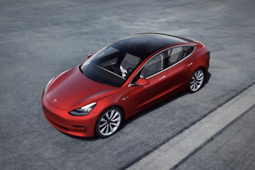 Tesla Is Reportedly Planning a Model 3 Leasing Service