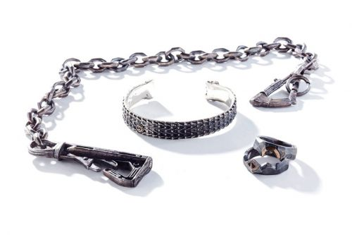 Fortune W.W.D. Delivers Weathered Military-Inspired FW19 Jewelry