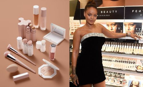 Rihanna's Fenty Beauty is named Invention of the Year