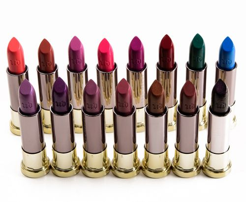 The Best & Worst of Urban Decay Fall 2017 Vice Lipsticks