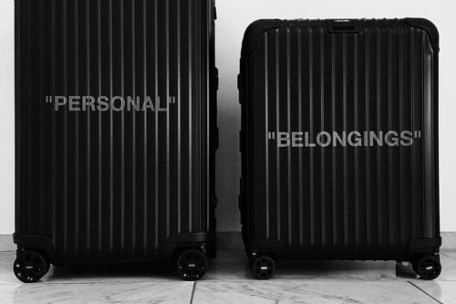 Alexandre Arnault Teases Upcoming Virgil Abloh x Rimowa Collaboration