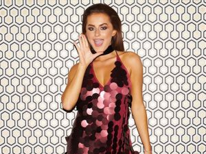 Amber Davies Hits Back At Those Kem And Chyna Claims