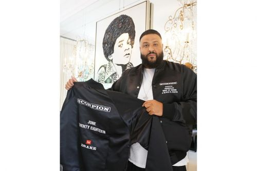 Drake Gifts Some High-Powered Friends His 'Scorpion' Varsity Jacket