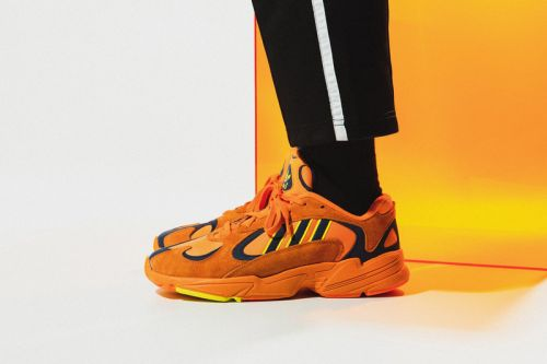 A Closer Look at the adidas YUNG-1