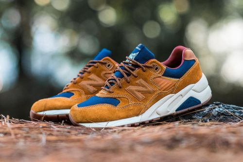 The New Balance 580 Receives an Outdoor-Inspired Rework for Fall