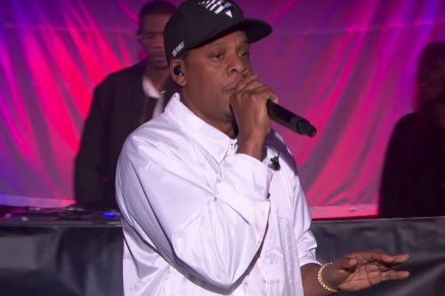 JAY-Z Talks 'Game of Thrones' and Pays Tribute to Chester Bennington on BBC Radio 1's Live Lounge