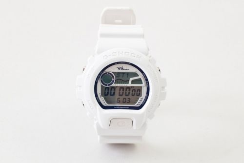 Ron Herman Joins Casio for Ultra-Clean G-SHOCK GLX-6900