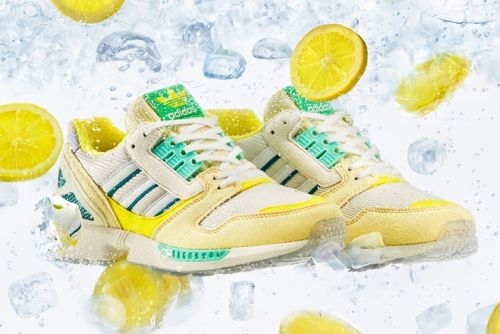 "Quench Your Sneaker Thirst With the adidas ZX 8000 ""Frozen Lemonade"""