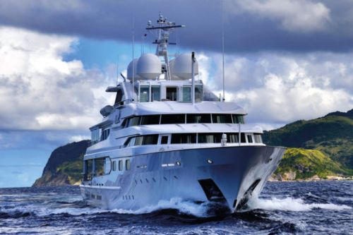 Amels, Damen Superyachts Prove Popular in Asia-Pacific