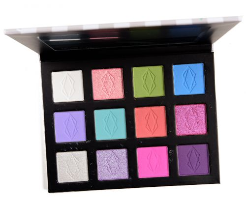 Lethal Cosmetics Afterdark Eyeshadow Palette Review & Swatches