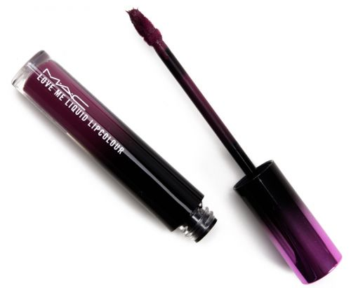 MAC Been There, Plum That & Whatta Doll Love Me Liquid Lipcolours Reviews & Swatches