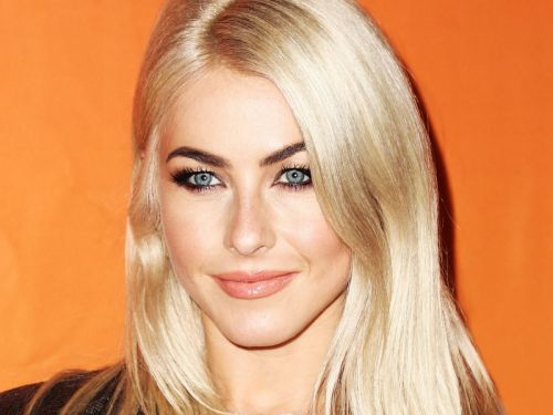 Julianne Hough Finally Sprung For The Hair Color She's Wanted Her Whole Life