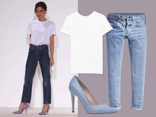 3 Perfect Celebrity Denim Looks - and How to Recreate Them For Less