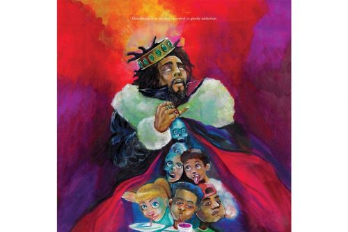 Stream J. Cole's New Album 'K.O.D.'