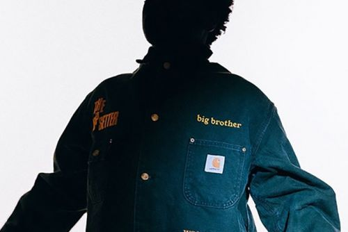 "Grailed Presents The Upsetter's ""Ode To All"" Carhartt Capsule Collection"