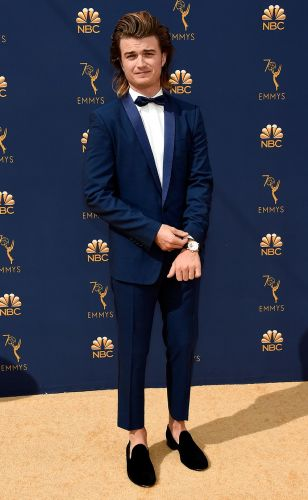 The Most Stylish Fashion Boys at the 2018 Emmys