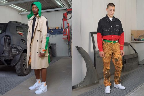 Heron Preston Debuts Workwear-Inspired SS19 Lookbook