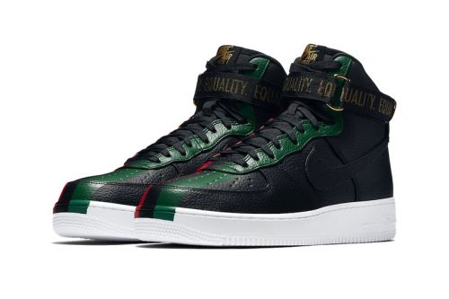 Nike's Air Force 1 High Will Also See a Black History Month Release