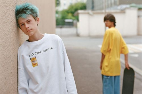Gosha Rubchinskiy Reveals Next Move with New Rassvet Collection