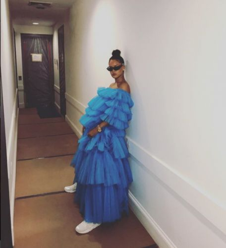 You can live at Rihanna's house now