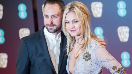 Julia Stiles And Husband Preston J. Cook Welcome First Child