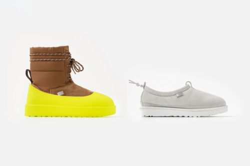Stampd's Latest UGG Collaboration Adds Technical Touches to Cozy Winter Footwear