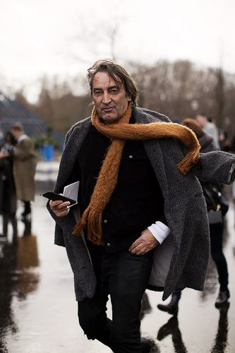 On the Street.Beppe, Paris