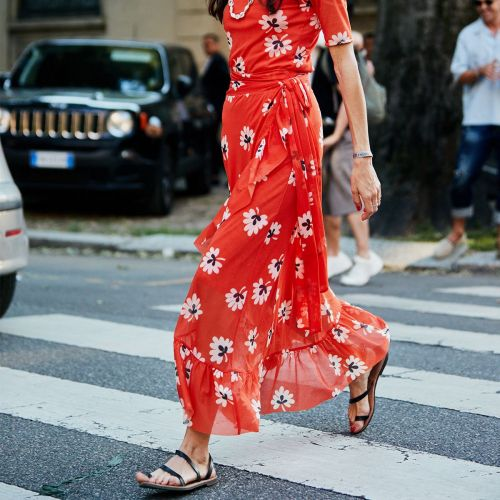 7 Expensive-Looking Ways to Style Your Favorite Affordable Flat Sandals