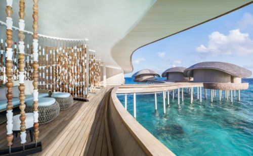 A Lavish New Wellness Experience in the Maldives
