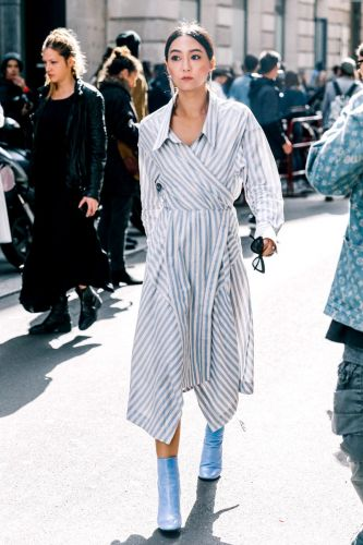 10 Chic Outfits With Stripes