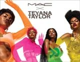 Teyana Taylor Says Her New MAC Collection Is All About Play and Experimentation