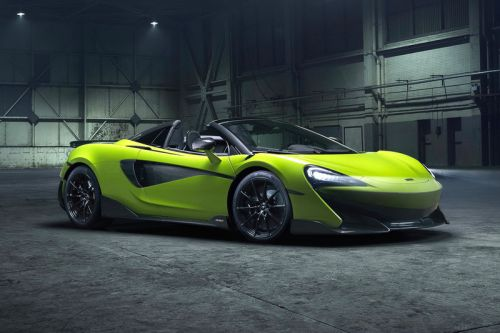 McLaren Releases Its Fifth Longtail, the 600LT Spider