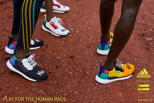 Adidas & Pharrell Celebrate East Africa With Latest SOLARHU Pack Capsule 2