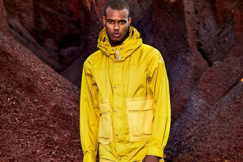 Evocative Tonal Looks and Striking Patterns Define TATRAS' SS21 Collection