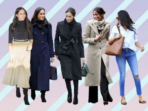 The Meghan Markle Look Book: Let's All Swoon Over Her Outfits