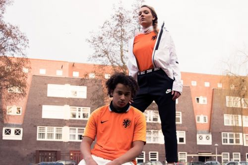 Nike Celebrates The Netherland's Football Heritage With New Kits