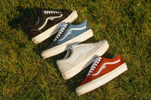 Notre and Vault by Vans' Old Skool LX Shakes on Promoting Togetherness