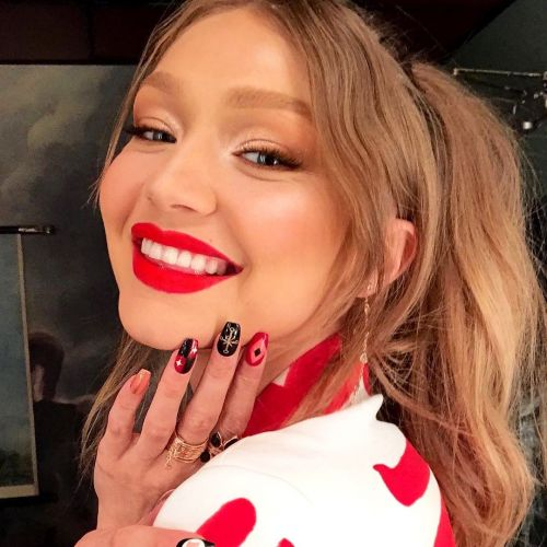 15 Red Lipsticks That Make Your Teeth Look Whiter