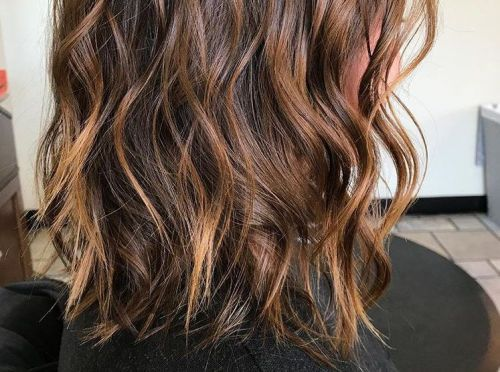 Gingerbread latte hair will make you feel festive even now Christmas is over