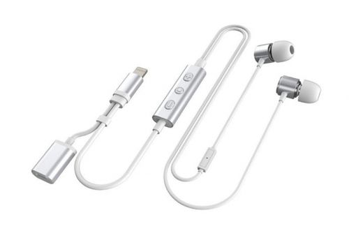 The Awkwardly Designed Cheero Headphones With Charging Dock Are Apple Approved