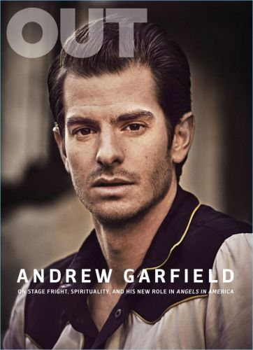 Andrew Garfield Covers Out, Talks Sexuality
