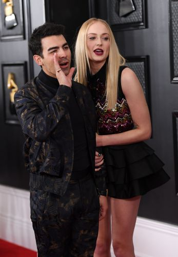 Sophie Turner and Husband Joe Jonas Pose for a Silly Selfie After Welcoming Daughter Willa