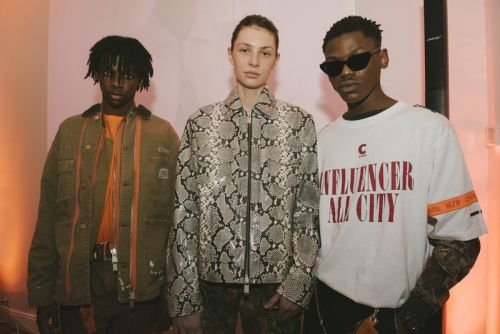 A Closer Look at Heron Preston's Influencer-Inspired Fall/Winter 2018 Presentation